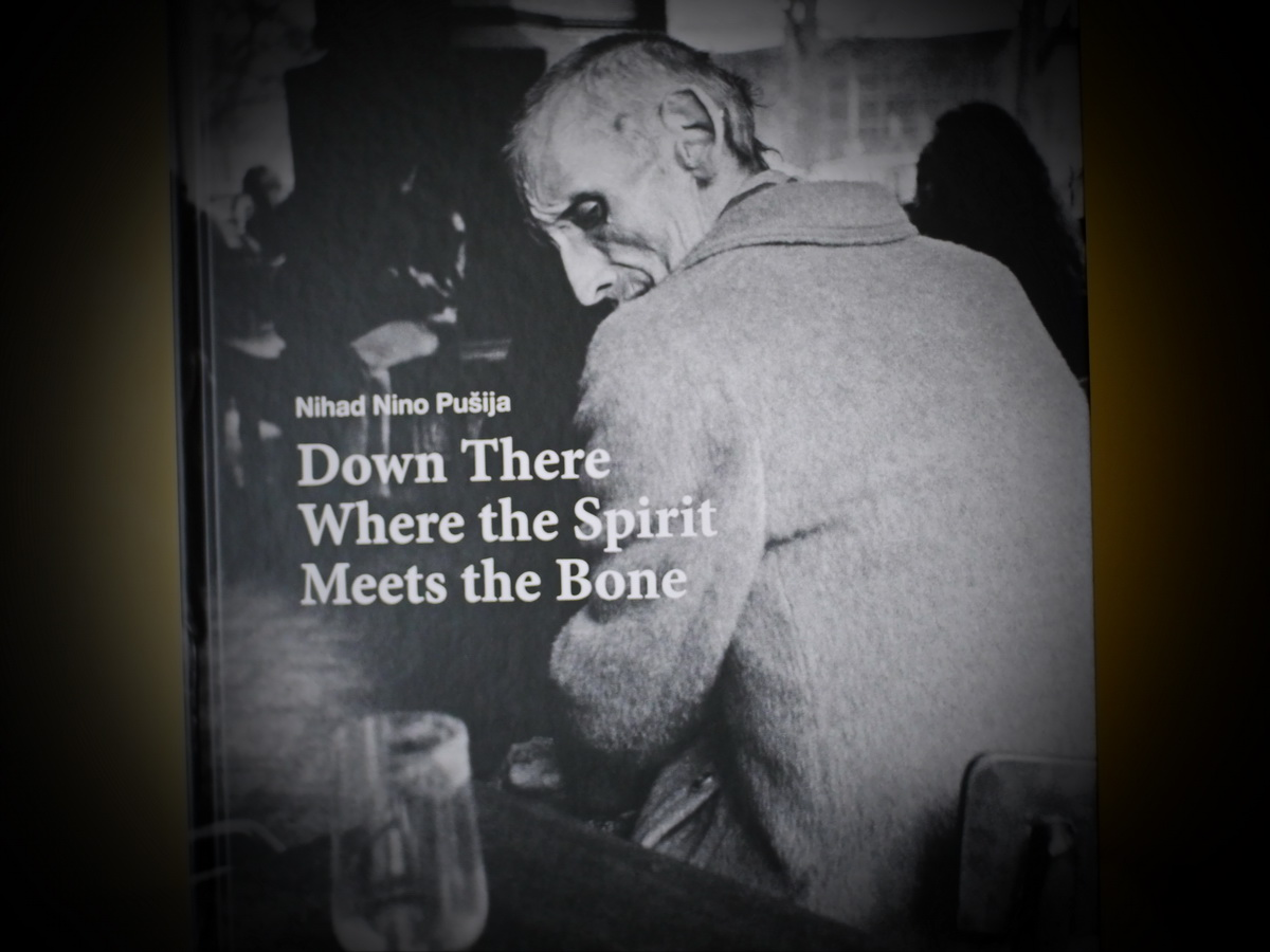 Nihad Nino Pušija – Down There Where the Spirit Meets the Bone, THE LAST BOOK OF PEPERONI